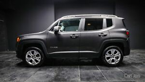 2017 Jeep Renegade Limited HEATED SEATS & WHEEL | HANDS FREE...