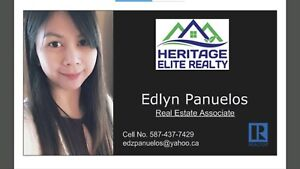 Edlyn Panuelos- Real Estate Agent