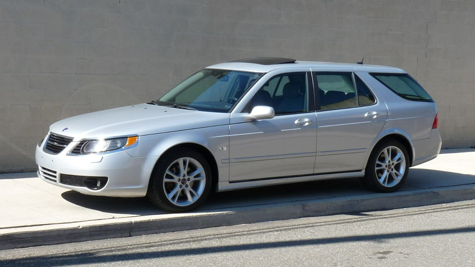 Beautiful 2006 Saab 9 5 Wagon 2 3l Turbo 103 948 Miles