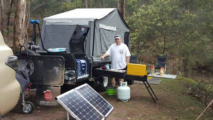 Mars Galileo camper trailer (near new) Oakleigh South Monash Area Preview