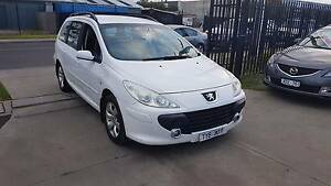 2006 Peugeot 307 HDI Wagon TURBO DIESEL Williamstown North Hobsons Bay Area Preview