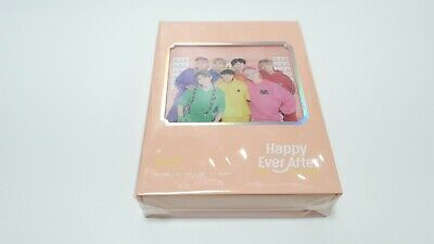 BTS 4th Muster Happy Ever After DVD Full package