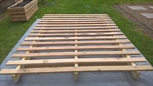 Low bed base / Futon frame Preston Darebin Area Preview