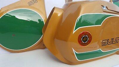 BULTACO FRONTERA GOLD MEDAL FULL BODY KIT NEW BULTACO FRONTERA 370 GOLD MEDAL