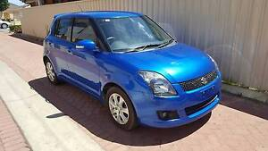 2010 SUZUKI SWIFT RE.4 RS415 HATCH 5spd M 85KMS 1.5L LIGHT HAIL Adelaide CBD Adelaide City Preview