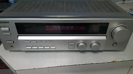 kenwood audio surround reciver