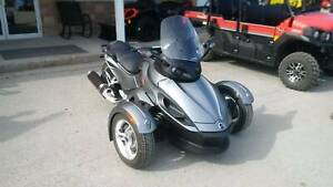 2011 Can-Am Spyder RS SE5 -
