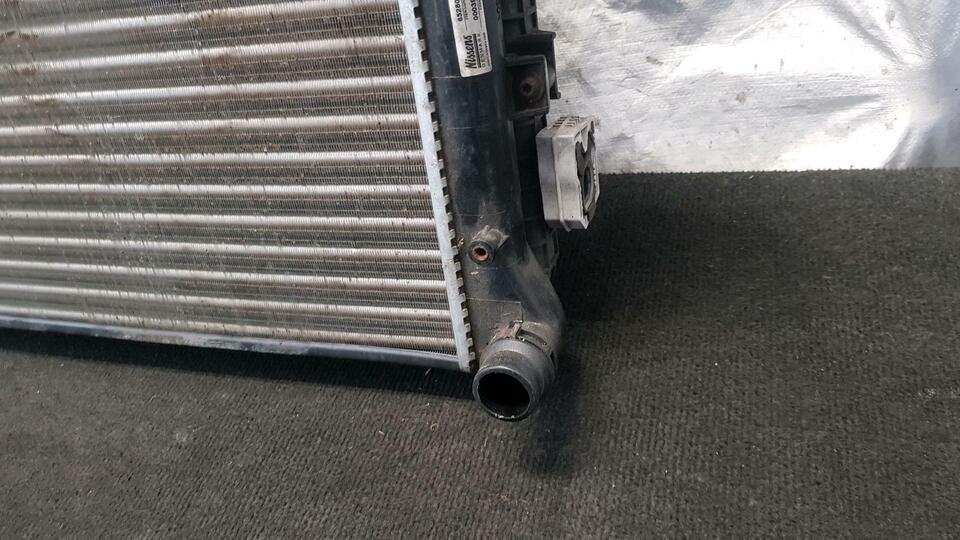 VW Golf 5 1.9 TDi Wasser Kühler Klima Kondensator 65280a 20121205 in Bergedorf - Hamburg Billstedt