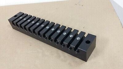 20 Long 13-slot Universal Modular Workholding Grip Fixture