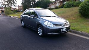 Nissan tiida ST Windsor Gardens Port Adelaide Area Preview