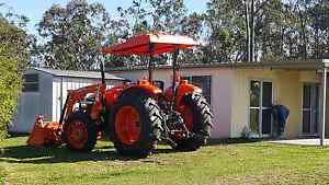 KUBOTA  M7040SUHD 4WD Tractor for sale $46,000 ONO The Branch Great Lakes Area Preview