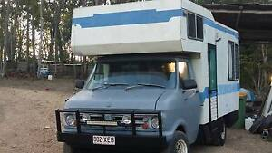 1979 Bedford motorhome Nanango South Burnett Area Preview