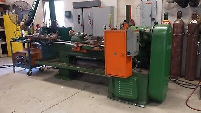 Lodge Shipley 14 Model A Engine Lathe Serial 37350