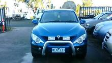 2007 Ssangyong Actyon Sports Ute Campbellfield Hume Area Preview