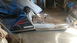 Extremely Rare Vintage 1975 Race Sled/Parts