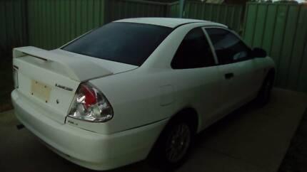 1998 Mitsubishi Lancer Coupe Kangaroo Flat Bendigo City Preview