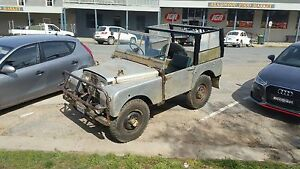 LAND ROVER SERIES 1 1950 PROTOTYPE ~ MAKE AN OFFER Braidwood Palerang Area Preview