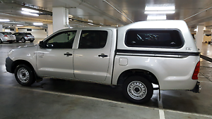 2010 Toyota Hilux Frenchs Forest Warringah Area Preview