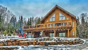 Luxury Chalet Rental in Mont Tremblant