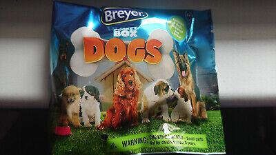 1x Breyer Pocket Box Dogs 1583 Blind Bag dog model dog collectable model toy