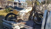 Wanted 1984 Husqvarna WR125 Complete or Parts Toormina Coffs Harbour City Preview