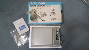 Nasal cpap system,  Sullivan Surfers Paradise Gold Coast City Preview