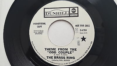 Couple Themes (BRASS RING feat. PHIL BODNER - For Love Of Ivy / Theme From Odd Couple '68)