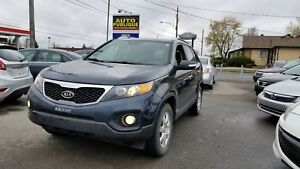 KIA Sorento 2013 LX V6 AWD AUTOMATIQUE/CRUISE/BT
