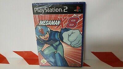 Megaman X8 Playstation 2 PS2 NEW NEU SEALED USK
