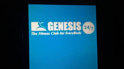 Genesis fitness club-6 months membership (all access) Newcastle 2300 Newcastle Area Preview