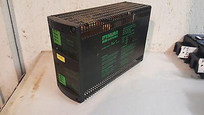 Murr Elektronik Switch Mode Power Supply, MCS10-115-230/24, 85062, Used Warranty