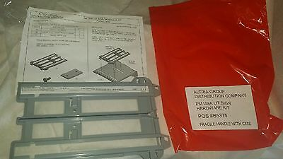 Altria Group Posb5375 Pm Usa Lit Sign Hardware Kit