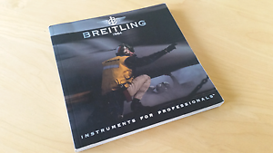 BREITLING CHRONOLOG 02 BOOK South Brisbane Brisbane South West Preview