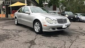 2004 Mercedes-Benz E-Class 3.2L Sedan Berlin 04 Merc E320 4matic