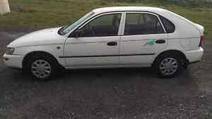 1999 Toyota corolla Brighton Brighton Area Preview