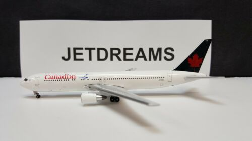 1/400 CANADIAN AIRLINES 767-300 C-FXCA AIR CANADA HYBRID COLORS AEROCLASSICS