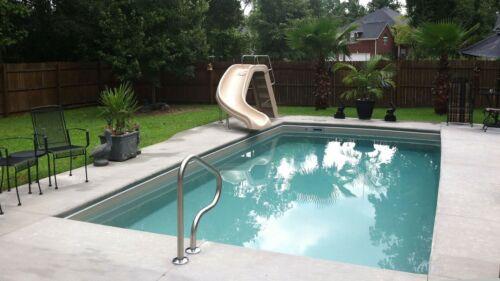 Medium Rectangle Swimming Pool Islander Model 25