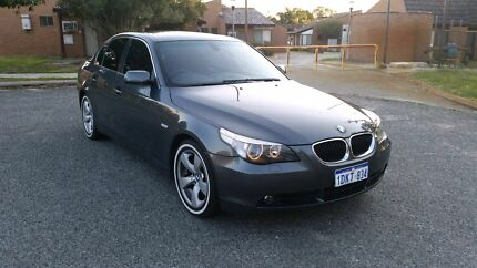 BMW E60 525 Luxury. **SWAPS** Belmont Belmont Area Preview