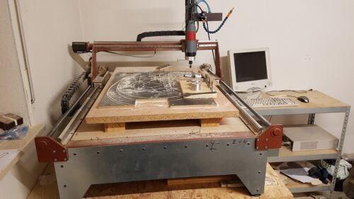 Portalfräse CNC Modellbau Kress