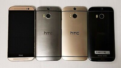 HTC One M8 16GB 32GB AT&T Sprint T-Mobile Unlocked Verizon - All Colors