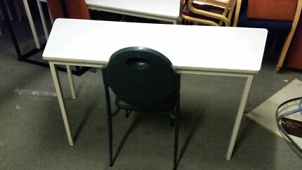Desk and chair  Roxburgh Park Hume Area Preview