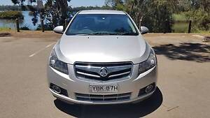 2009 HOLDEN CRUZE CDX AUTO LOW KMS 10MNTS REGO Lansvale Liverpool Area Preview