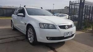 2010 Holden Calais V Sportswagon AUTO Williamstown North Hobsons Bay Area Preview