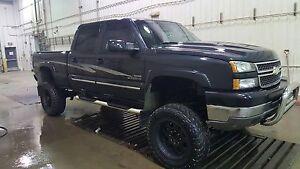 Gfx 2500 duramax, Alberta truck