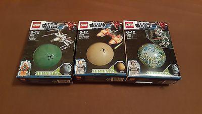 Lego Star Wars 9677 + 9678 + 9679 Serie 2  TOP online kaufen