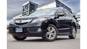 2015 Acura RDX at Accident Free| Rear Step Bar| Bluetooth