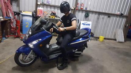 2008 Sym 250cc with RWC