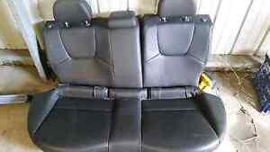 Subaru wrx sti rear leather seats Singleton Singleton Area Preview