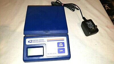 Usps United States Postal Service Digital 10lb Max Scale Up To 10 Lbs