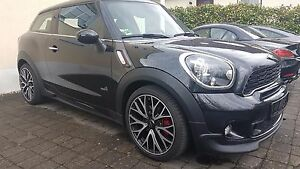 MINI PACEMAN John Cooper Works HARMAN PANORAMA AUTOM.